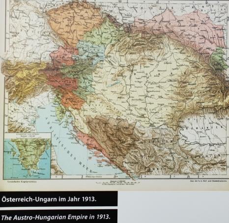 Ozemlje Avstro Ogerske monarhije