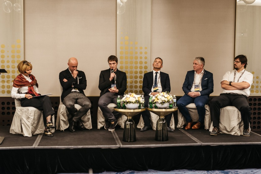 Družinska podjetja Marmor Hotavlje, Pivovarna Pelicon, Polycom, Rigo, Tera Tolmin