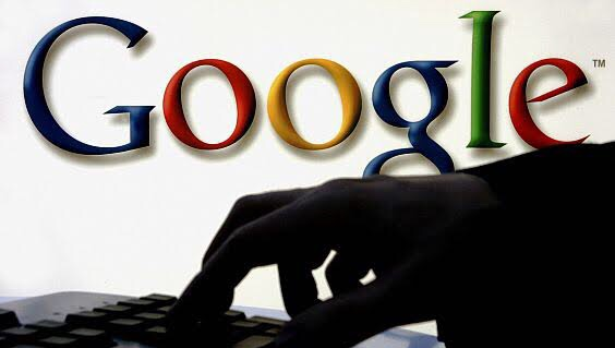 Uradni logo Google