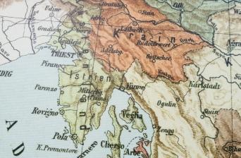 Ozemlje Avstro Ogerske monarhije - ozemlje Istre