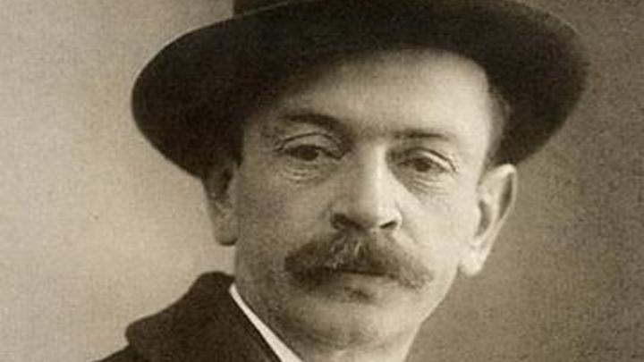 Ivan Cankar, slovenski pisatelj, dramatik in pesnik, * 10. maj 1876, Vrhnika, Avstro-Ogrska, † 11. december 1918, Ljubljana, Kraljevina SHS.