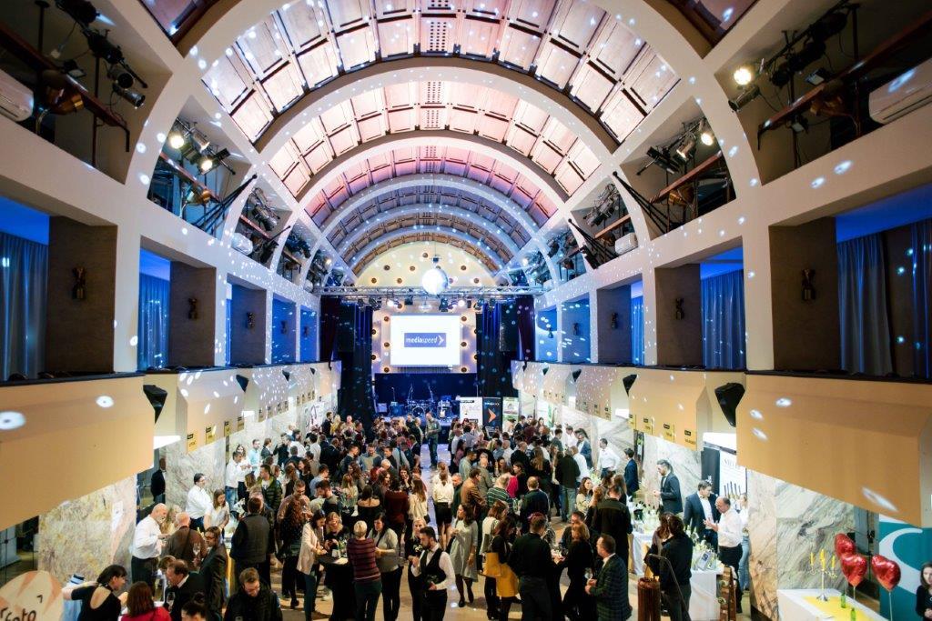 Na 3. Salonu štajerskih mladih vin v Ljubljani se je družilo 700 ljubiteljev Štajerske
