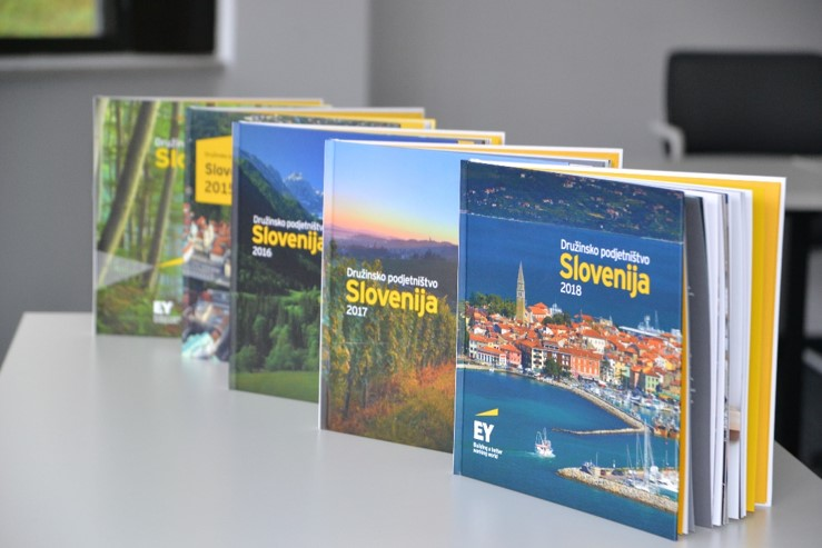 Zbirka knjig o družinskem podjetništvu 2014-2018