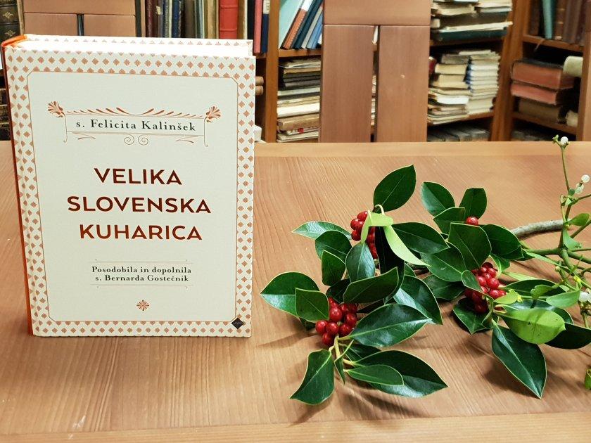 Izgled Velike slovenske kuharice/Alenka T.Seme