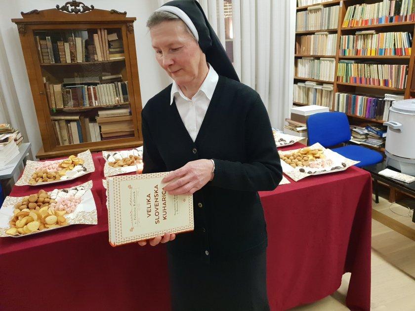Sestra Bernarda Gostečnik/Foto Alenka T.Seme
