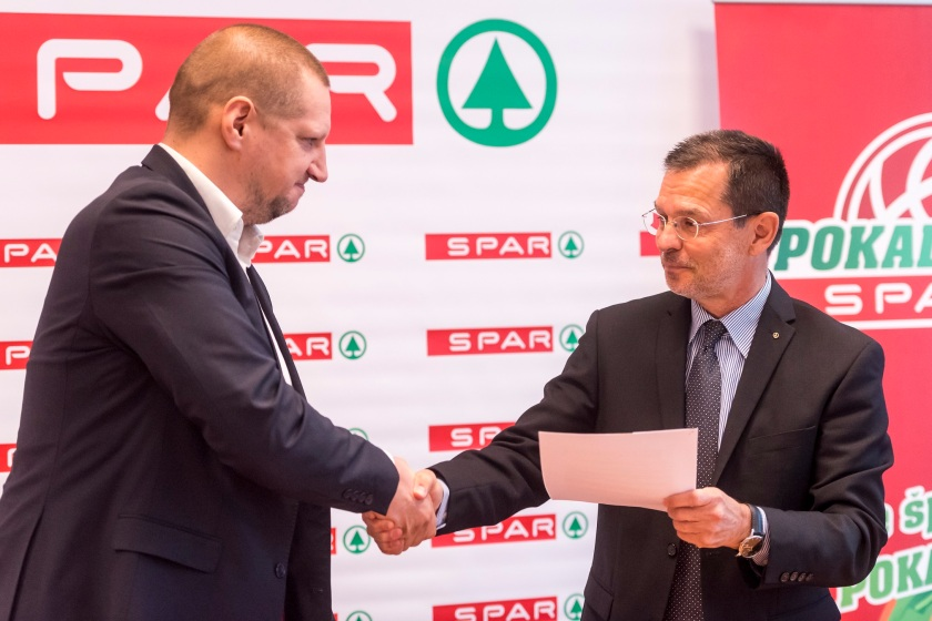 Spar cup draw 21-Jan-2019