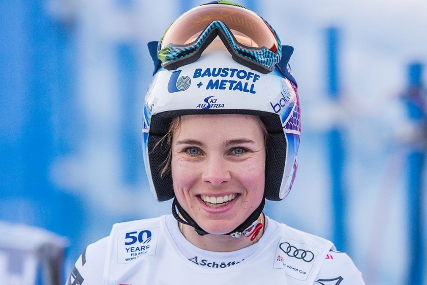 Avstrijka Nicole Schmidhofer