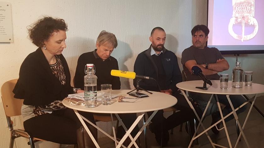 Novinarska konferenca - Mestni muzej Ljubljana, 7. 2. 2019