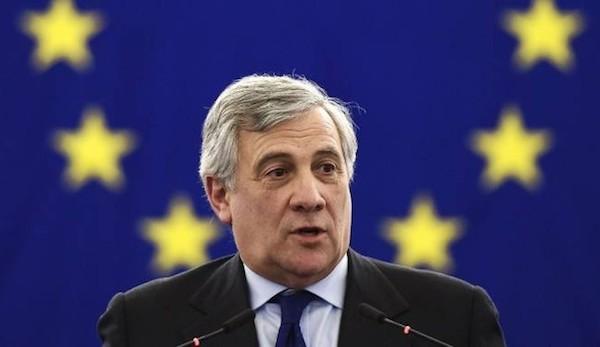 Italijan Antonio Tajanini, predsednik Evropskega parlamenta