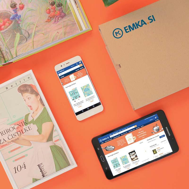 20 let največje spletne knjigarne Emka.si
