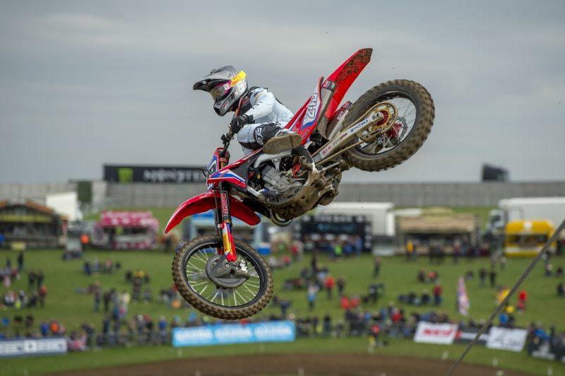 Tim Gajser/Foto: HRC/press/AMZS
