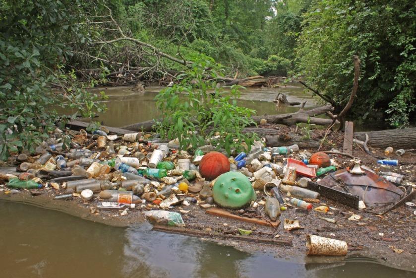 onesnaženje vodnih virov