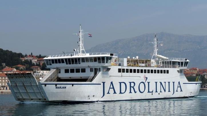 Trajekt Jadrolinije Hrvaške
