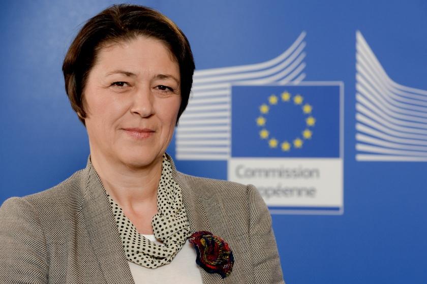 Violeta Bulc, evropska komisarka za mobilnost in promet