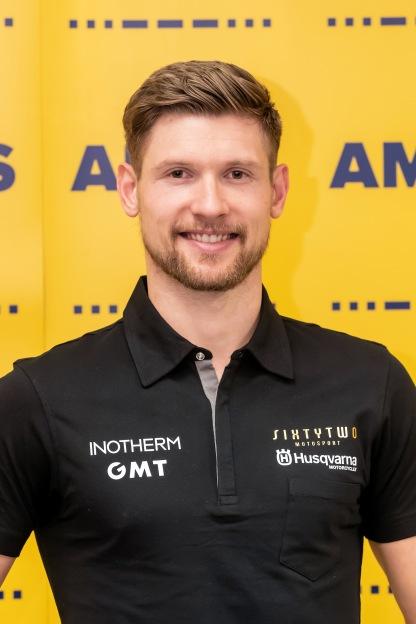 Motokrosist Klemen Gračnar/press AMZS