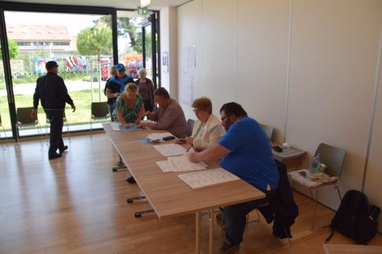 Volitve v Evropski parlament 2019 - volilna komisija Izola