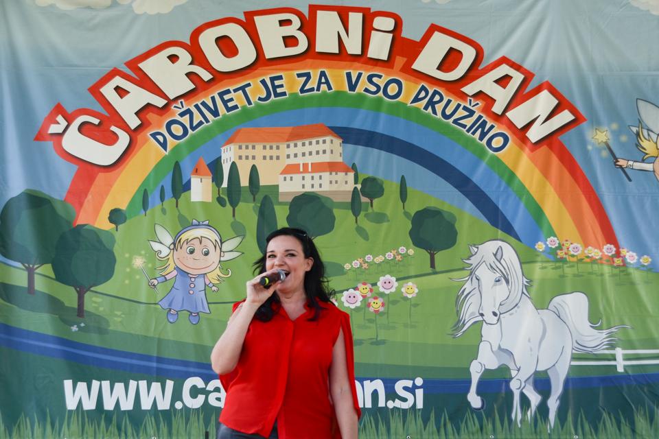 Alenka Gotar Čarobni dan