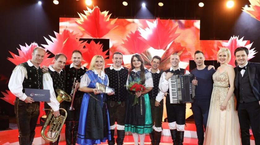 Najboljšo polko so predstavili Vera & Originali. Foto: Adrijan Pregelj