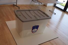 Volitve v Evropski parlament 2019 - volilna skrinja