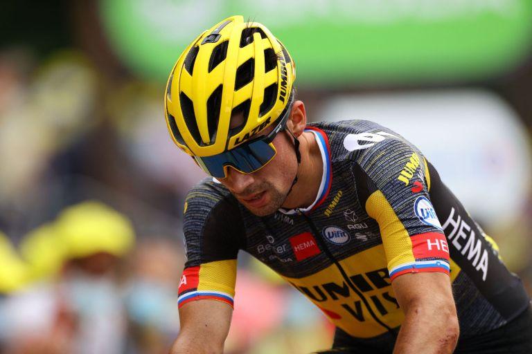 Primož Roglič (Slo) Jumbo Visma/Vir: Cycling Weekly